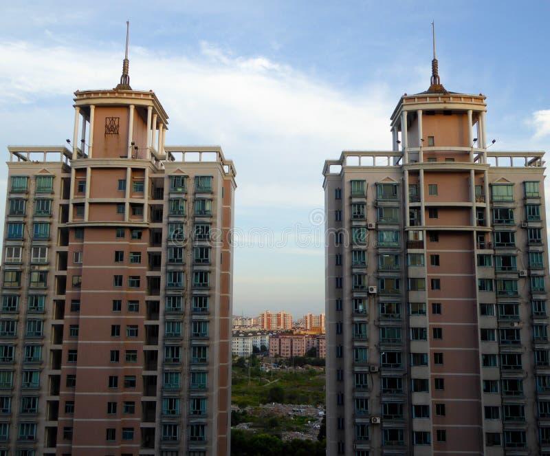 Moderner Hausbau moderner hausbau in shanghai stockfoto bild 55088748