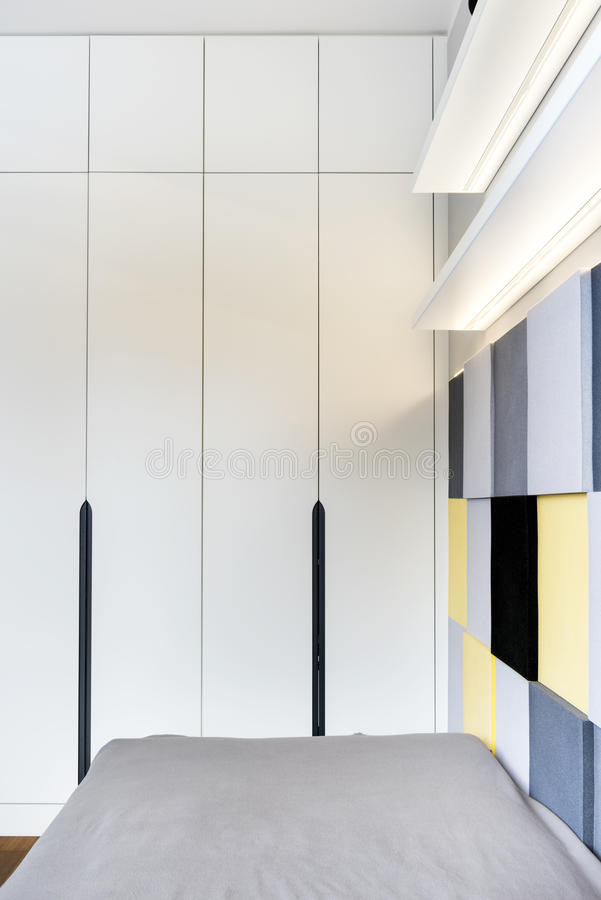 Moderner Innenarchitekturraum stockfoto