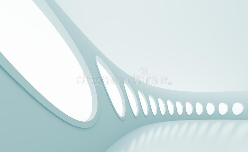 Moderner Innenraum vektor abbildung