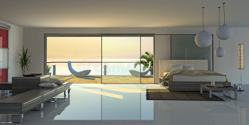Moderner Innenraum lizenzfreies stockfoto