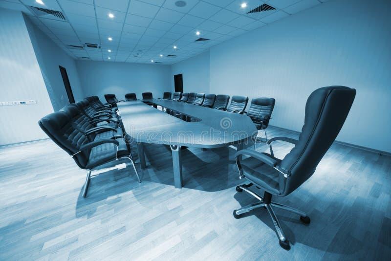 Moderner Konferenzsaal stockfotos