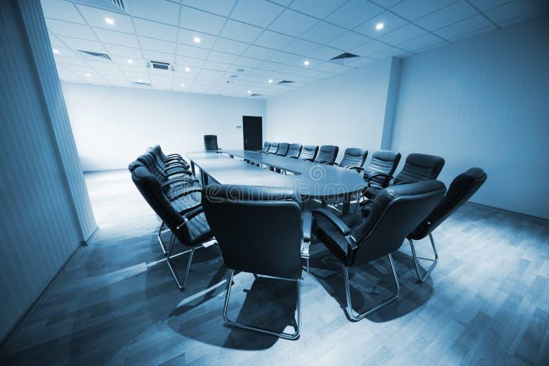 Moderner Konferenzsaal stockfoto