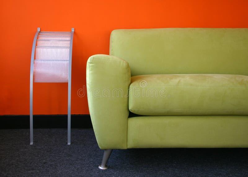 Moderner Raum stockfotografie