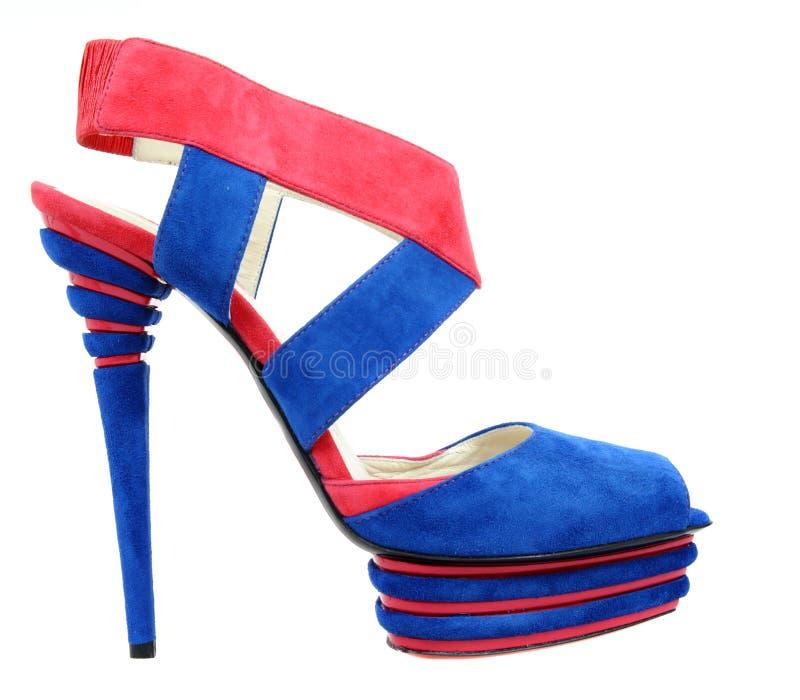 Moderner Schuh lizenzfreie stockfotos