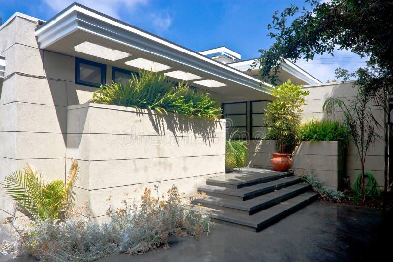 Modernes Architektur stockbilder