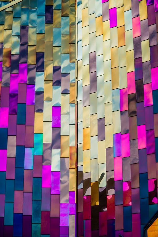Modernes Architektur-Museum in Kansas City lizenzfreie stockfotos