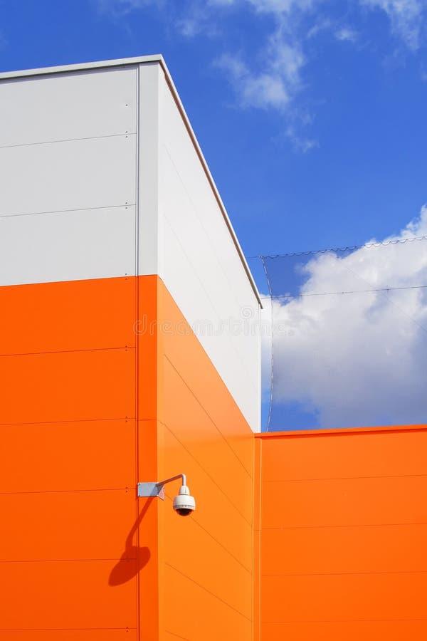 Modernes Architektursonderkommando stockfoto