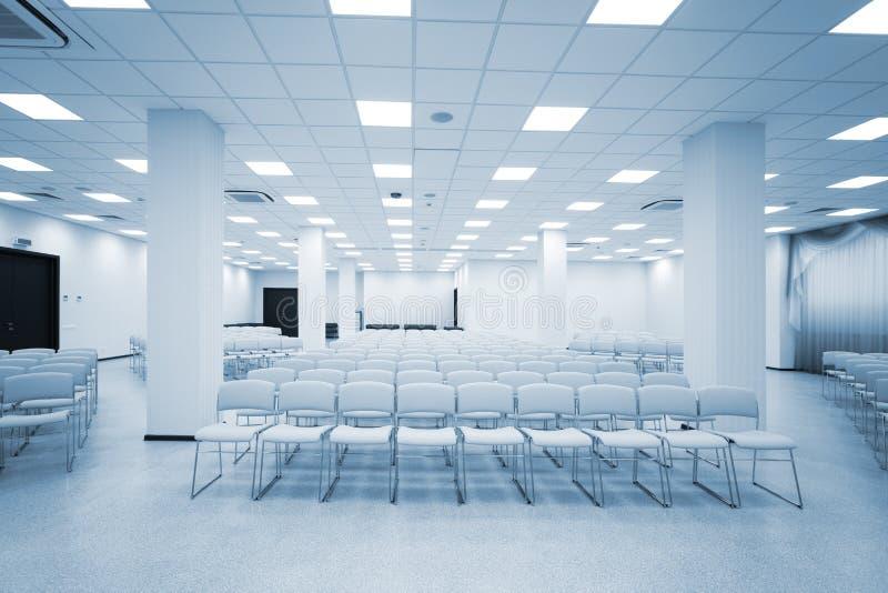 Modernes Auditorium stockbild