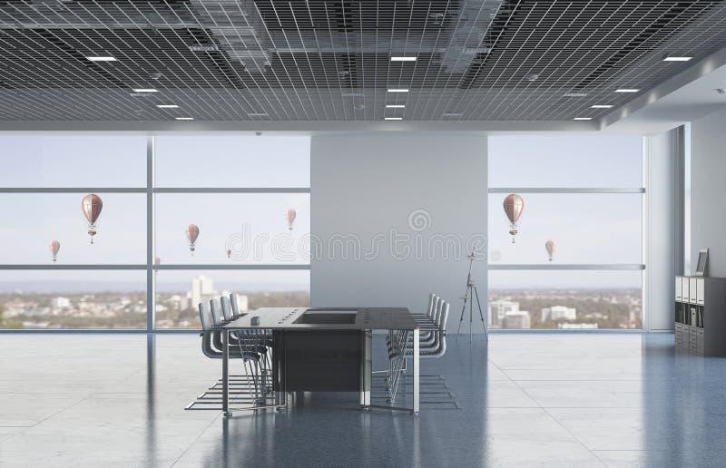 Modernes Bürodesign stockfotos
