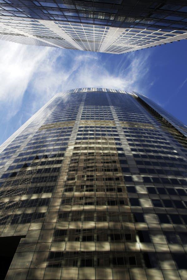 Modernes Bürohaus in Sydney, Australien stockbild