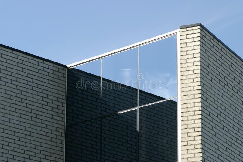 Modernes Bulding stockfoto