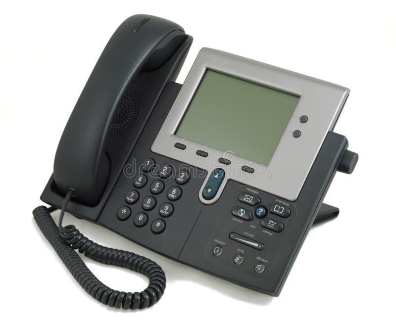 Modernes Digital-Telefon stockfotografie