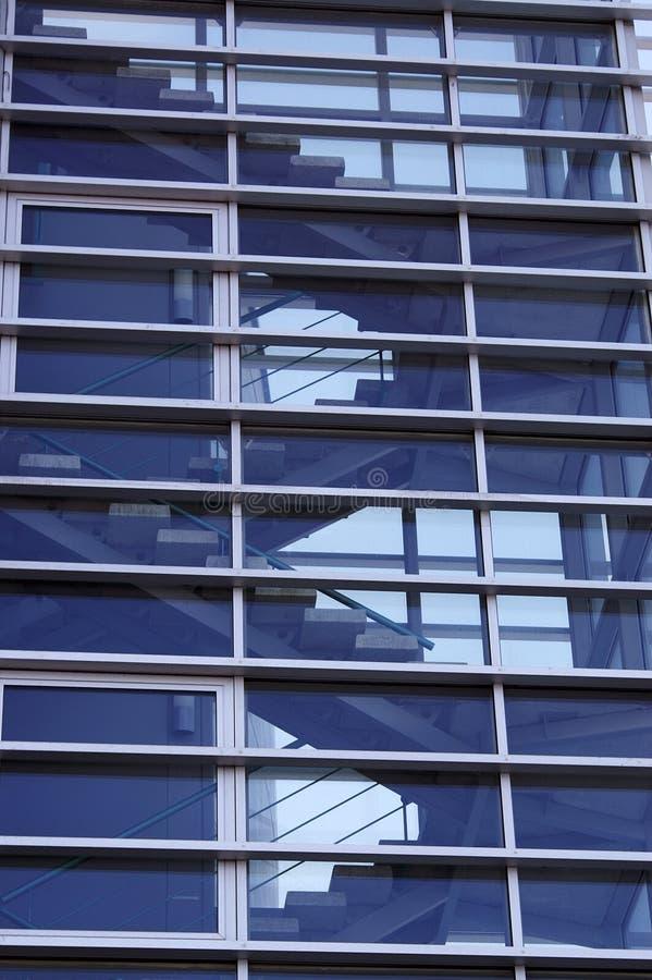 Modernes genossenschaftliches Gebäude lizenzfreies stockfoto
