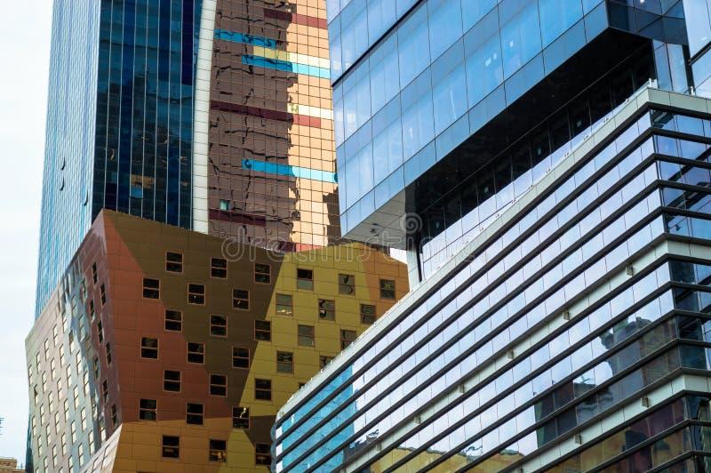 Modernes Glas lizenzfreie stockfotos