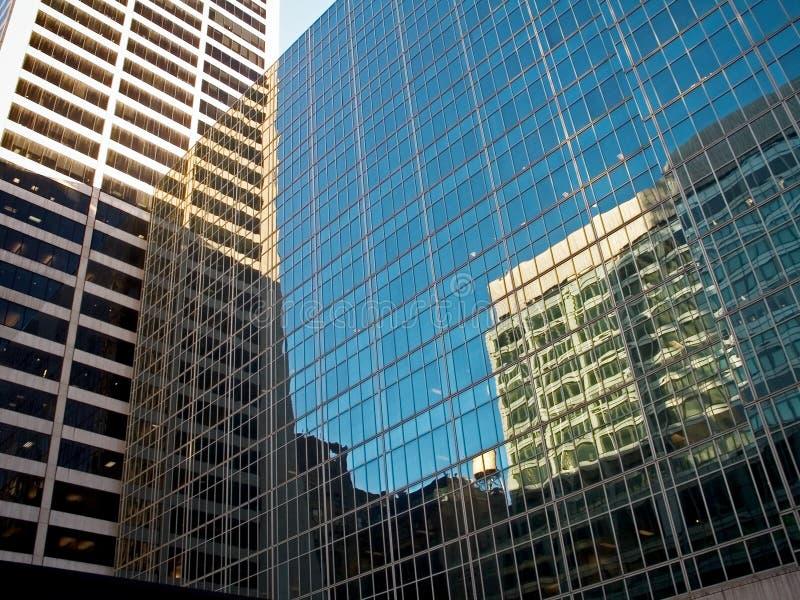 Modernes Glas lizenzfreies stockbild