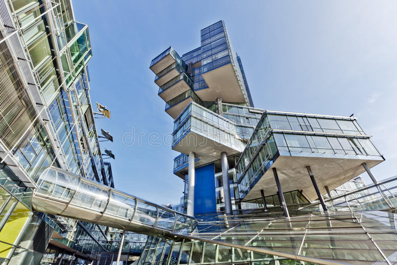 Moderne Architektur In Hannover Foto Bild: Moderne Architektur In Hannover Stockbild