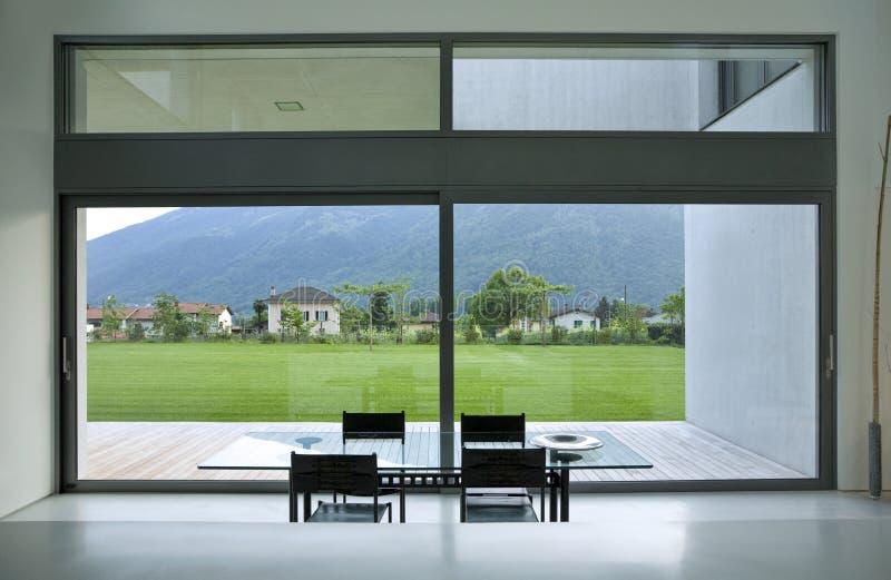 Modernes Haus stockfoto