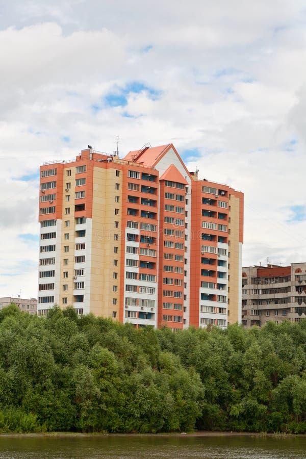 Download Modernes Haus stockbild. Bild von hell, stadt, tageslicht - 27729641