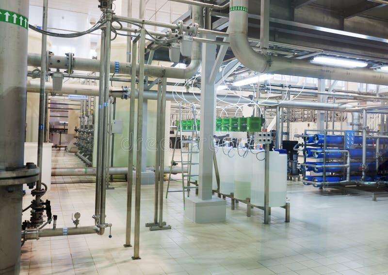 Download Modernes Industrielles System Stockfoto - Bild von automatisierung, zeile: 27729436