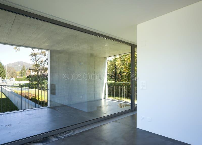 modernes Innenhaus lizenzfreie stockbilder
