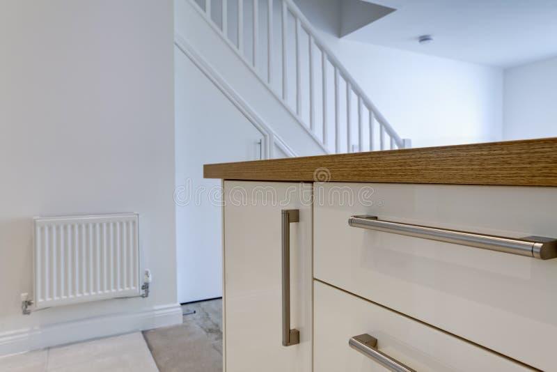 Modernes Küchedetail lizenzfreies stockfoto