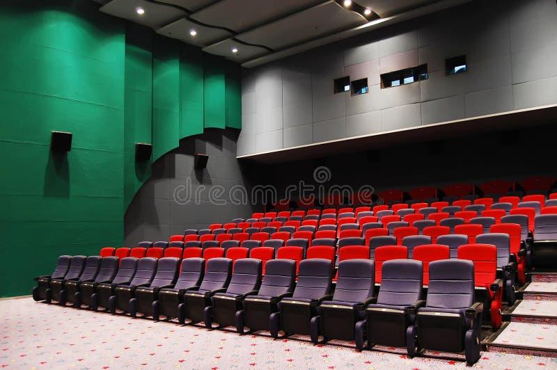 Modernes Kino lizenzfreie stockfotografie