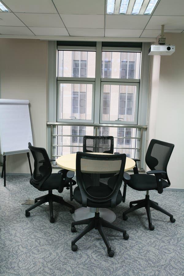 Modernes Konferenzzimmer lizenzfreie stockfotos