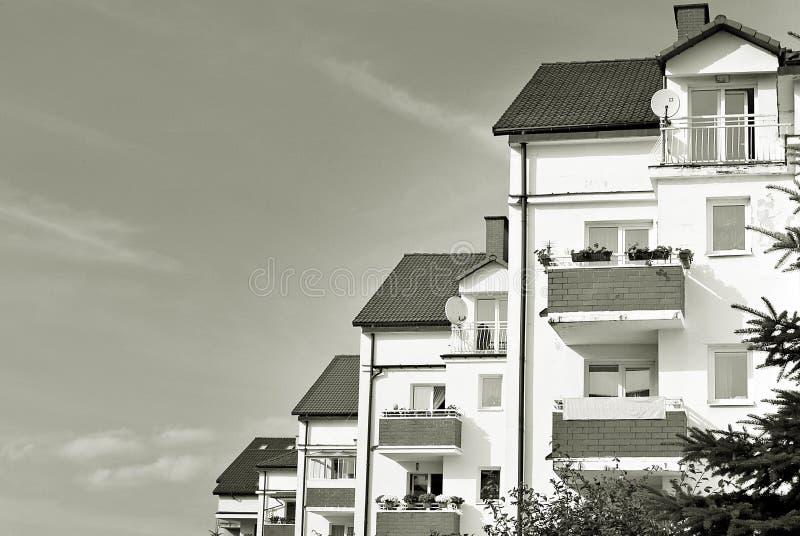 Modernes, Luxuswohngebäude Rebecca 6 stockfoto
