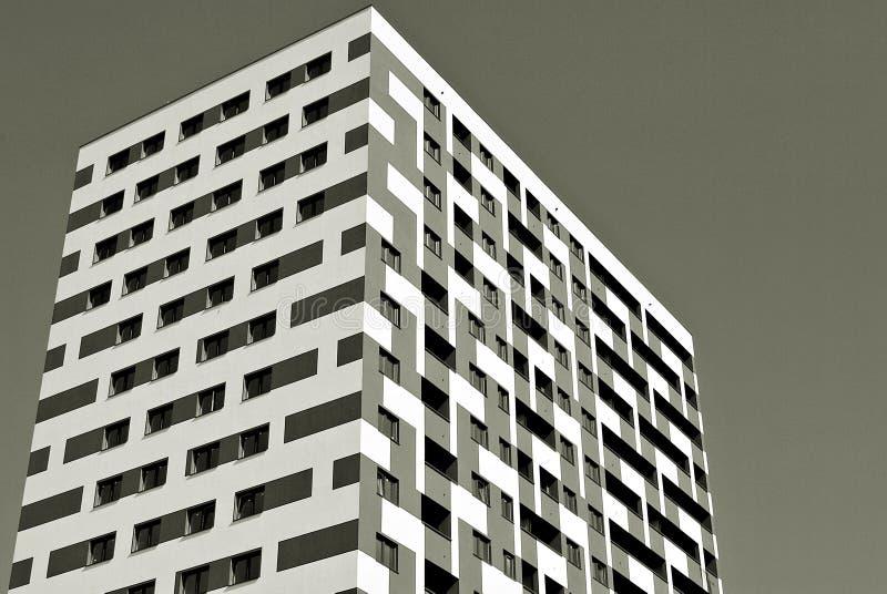 Modernes, Luxuswohngebäude Rebecca 6 lizenzfreie stockfotografie