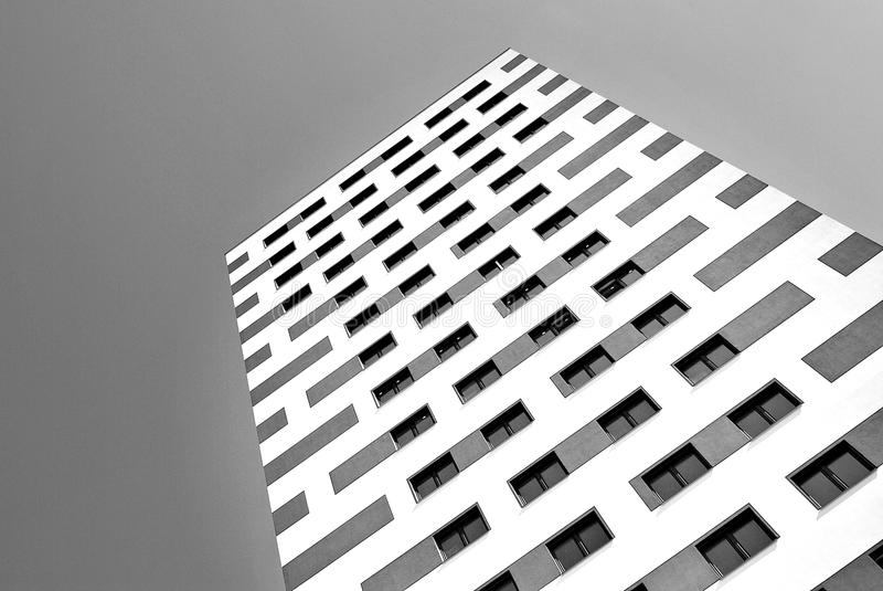 Modernes, Luxuswohngebäude Rebecca 6 lizenzfreie stockbilder