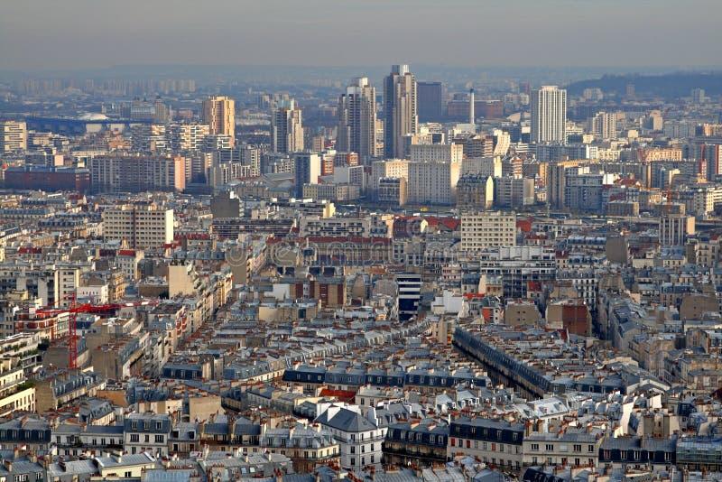 Modernes Paris stockfotografie