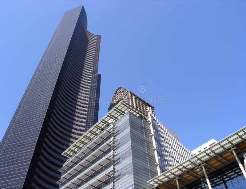 Modernes Stadtzentrum lizenzfreie stockfotografie