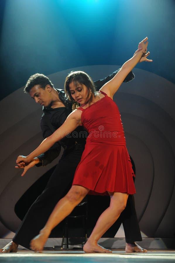 Modernes Tanzen lizenzfreies stockfoto