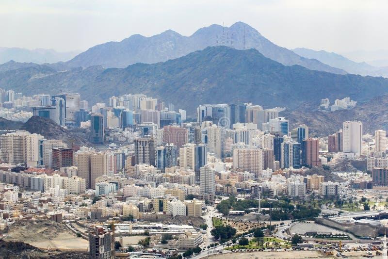 Modernes Teil Mekka lizenzfreie stockbilder