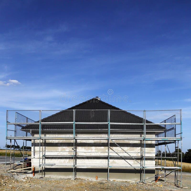 Modernisation de construction image libre de droits