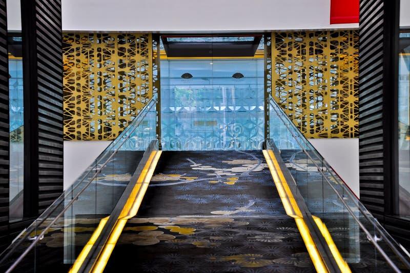 Modernista de Edificio - Barcelona España fotografía de archivo libre de regalías
