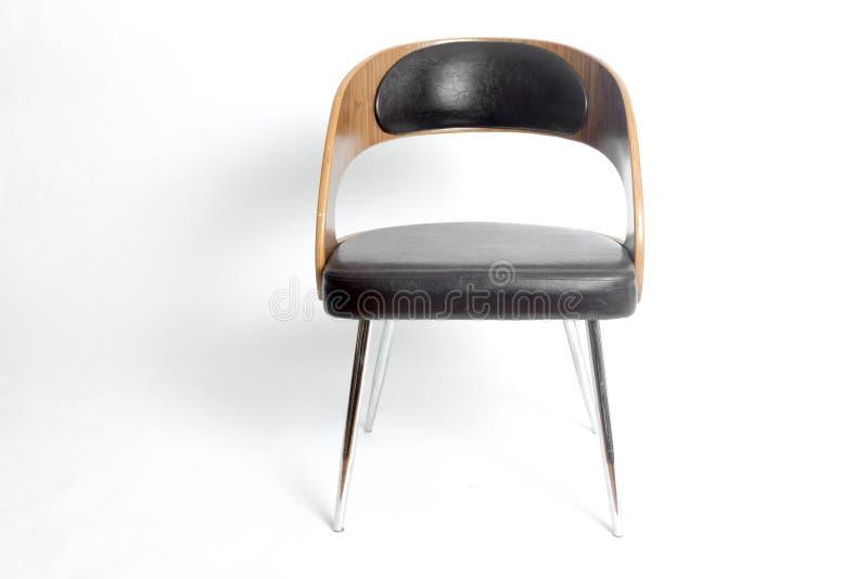 Modernistic ретро стул дизайна стоковые фото