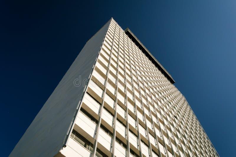 Modernistisches Gebäude in Guadalajara Mexiko lizenzfreie stockbilder