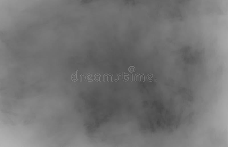 Modernt abstrakt kort med den svarta vita abstrakta modellen på svart bakgrund för ramtryckdesign Modernt m?nstra royaltyfria bilder