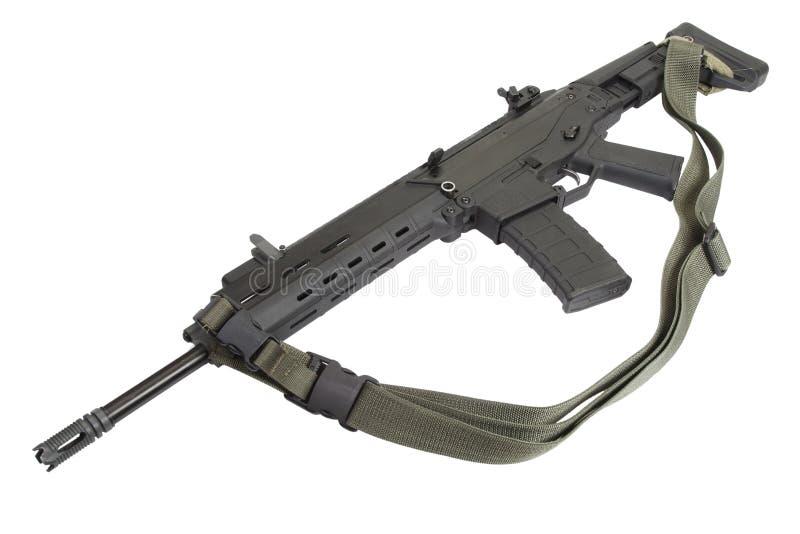 modernt gevär för anfall arkivbild