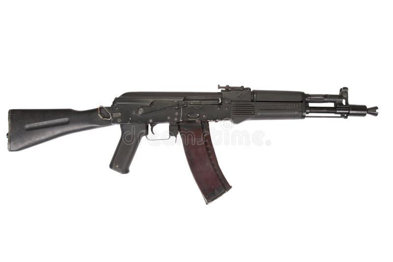 Modernt gevär för anfall AK105 royaltyfria bilder