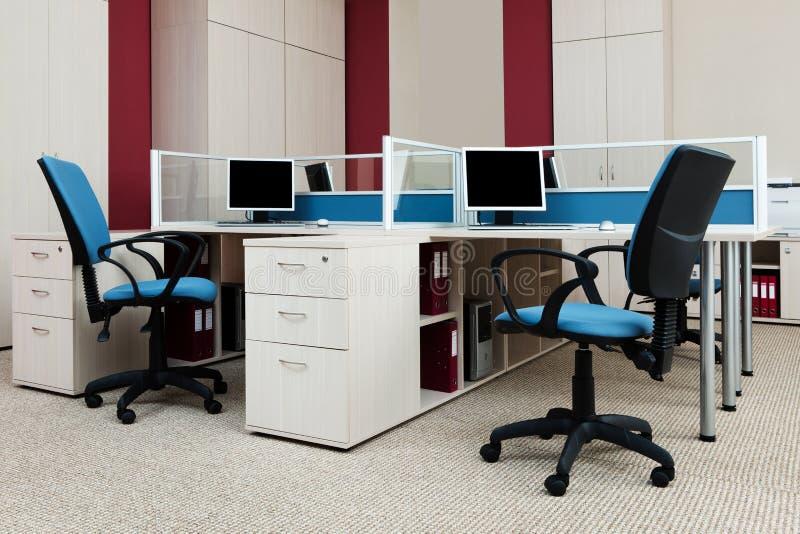 modernt kontor royaltyfri bild