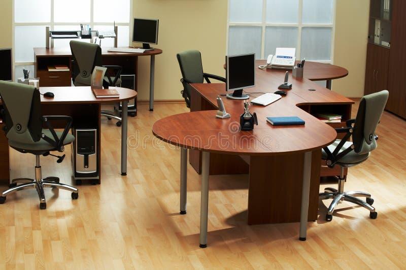 modernt kontor royaltyfria foton