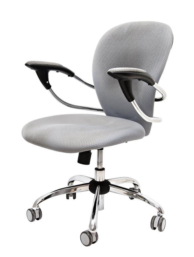 modernt kontor för stol royaltyfri bild