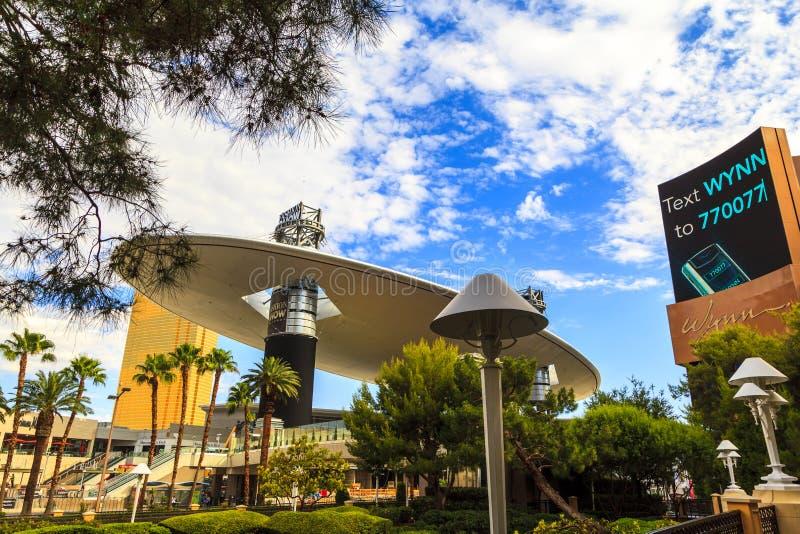 Modeschau-Mall - Las Vegas lizenzfreie stockfotos