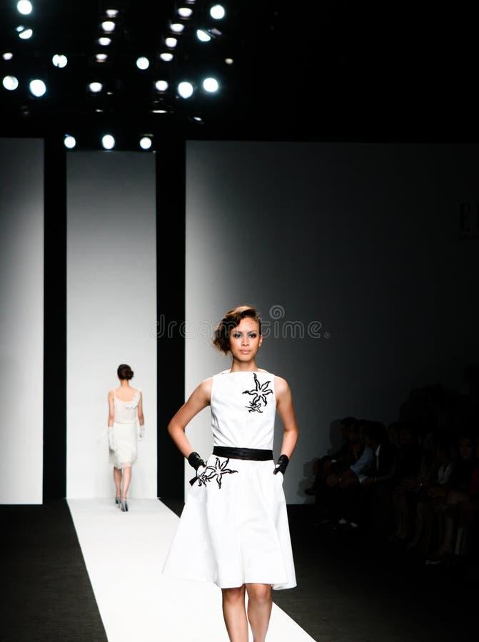 Modeshow royalty-vrije stock afbeeldingen