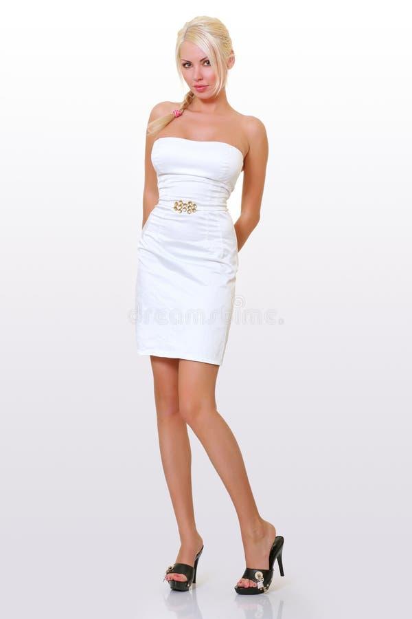 Modesty stock photos
