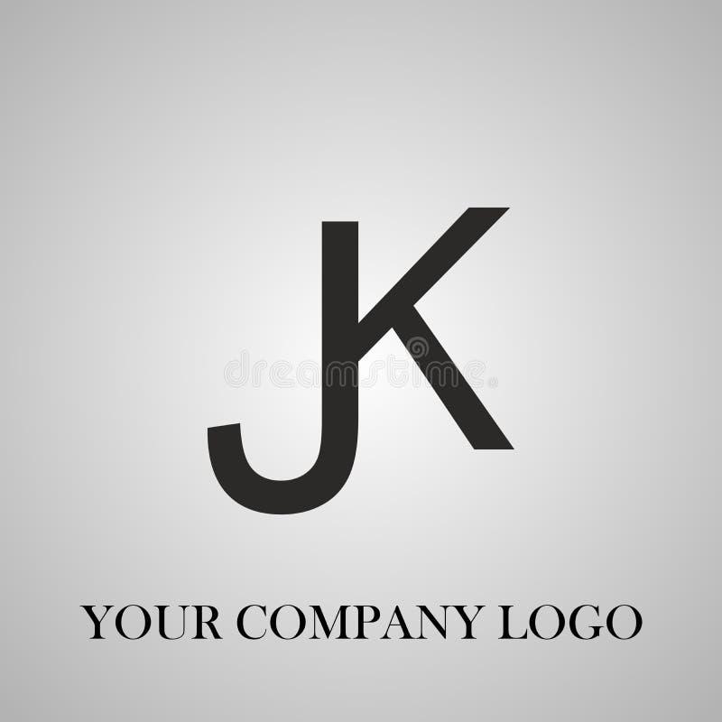 Modieus embleem Uw ontwerp van het bedrijfembleem Een van het bedrijfembleem of adreskaartje ontwerp vector illustratie