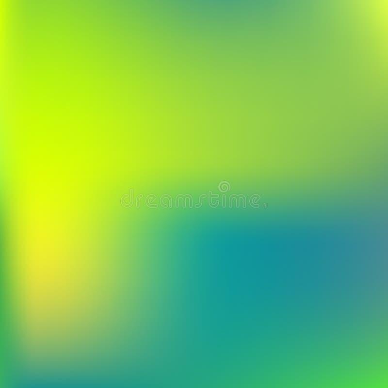 Modieus, fascinerend psychedelisch ontwerp vector illustratie