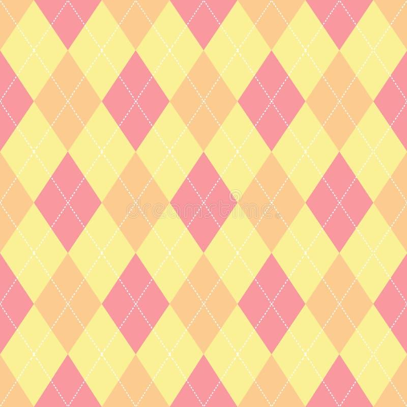 Modieuze tafelkleden een illustratieontwerp Geometrisch traditioneel ornament voor maniertextiel, doek, achtergronden stock illustratie